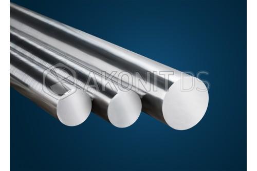 Круг 110 мм, S235, h9, наг, ндл, обточений