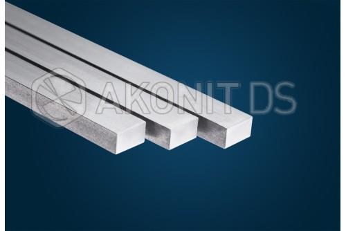 Шпоночна сталь 25х14, cт.45, h11, наг, ндл, калібрована